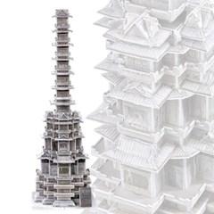 한국사 입체퍼즐 - 고려 경천사 십층석탑 (대)