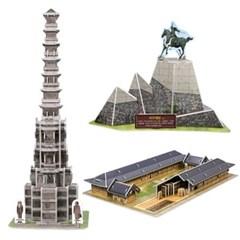 한국사 입체퍼즐 - 고려 시리즈 (3종)