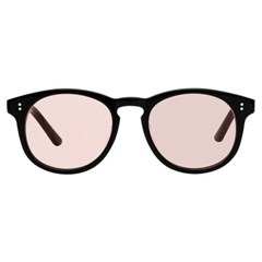 Cenicero - Black (Pink Tint Sunglasses)