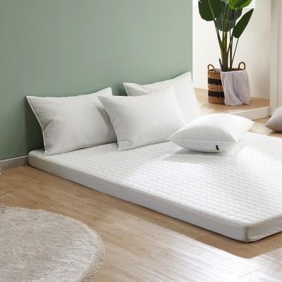 크라운 면 60수 침대 라텍스 커버 Q 150x200x7.5
