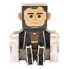세계를 빛낸 역사 위인 입체퍼즐 - 아브라함 링컨