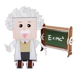 세계를 빛낸 역사 위인 입체퍼즐 - 알버트 아인슈타인