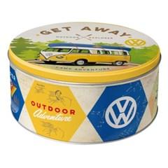 노스텔직아트[30601] VW Bulli - Let's Get Away!