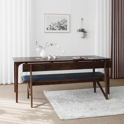 [헤리티지월넛] M1형 식탁/테이블 세트 1900_(1754647)