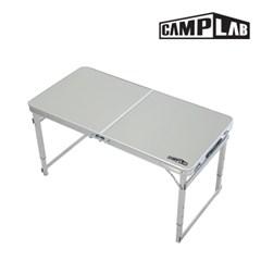 캠프랩 고강도 접이식 캠핑 테이블 의자 랜턴 걸이 세트