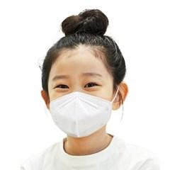 KFAD 소형 퓨올 비말차단 어린이 마스크 50매