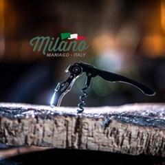 밀라노 와인오프너 소믈리에나이프 코르크스크류
