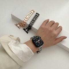 시계 애플워치 메탈 체인 고급스런 편한 시계줄 스트랩