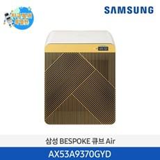 21년 NEW 삼성 BESPOKE 큐브™ Air 공기청정기 53㎡ AX53A9370GYD