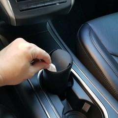 차량용 실리콘 미니 휴지통
