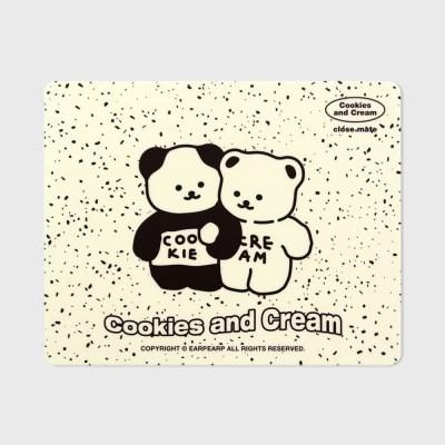 Cookie cream-ivory(마우스패드)_(1912374)