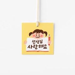 걸 러브쌤 택(10개)
