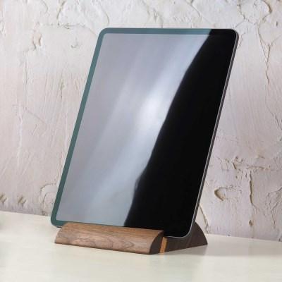 최고급 원목 태블릿 거치대