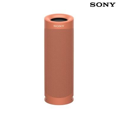 소니 SRS-XB23 EXTRA BASS 포터블 블루투스 스피커 / 코랄레드