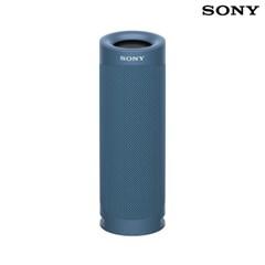 소니 SRS-XB23 EXTRA BASS 포터블 블루투스 스피커 / 라이트 블루