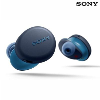 소니 WF-XB700 EXTRA BASS 블루투스 이어폰 / 블루