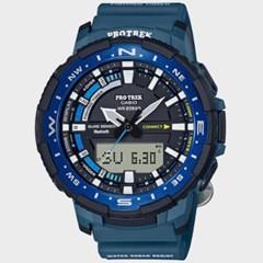 [CASIO] 프로트렉 PRT-B70-2DR 남성 우레탄 손목시계