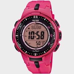 [CASIO] 프로트렉 PRW-3000-4B 남성 우레탄 손목시계