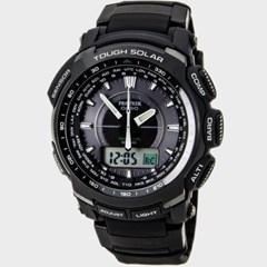 [CASIO] 프로트렉 PRW-5100-1 남성 우레탄 손목시계