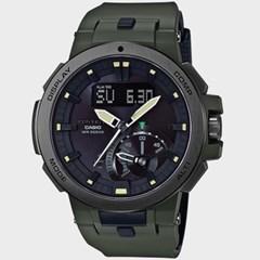 [CASIO] 프로트렉 PRW-7000-3D 남성 우레탄 손목시계