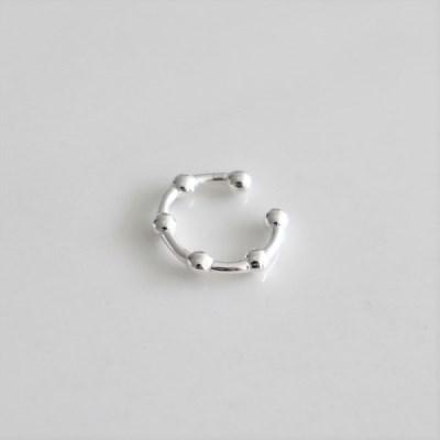 [Silver925] Ball earcuff_(1559031)