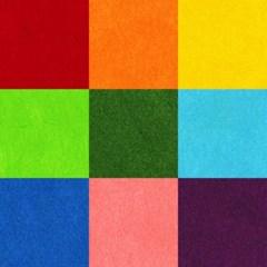 예한 한지 색한지 (1절, 4절재단 선택가능)