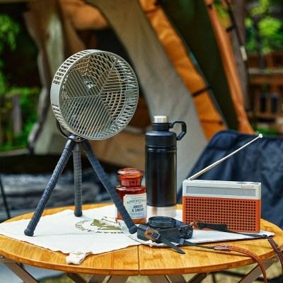 [트리플블랙] 캠핑에 최적화된 무선 서큘레이터! 윈드 고릴라