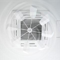 무동력 에어컨 바람분배기 바람돌이(NRW-1000)