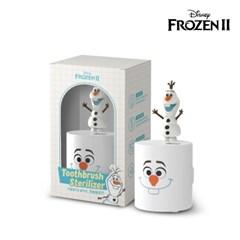 [디즈니정품] 올라프 휴대용 칫솔살균기 PD-TS01 (스탠드형)