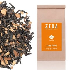 [ZEDA TEA] 시나몬 차이티