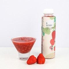 앤베리 딸기 콩포트 500ml x 3개