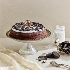 Mr. 키다리 쿠키앤크림 크레이프 케이크