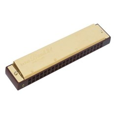 다벨 트레몰로 하모니카 Band 21 Gold 1007 21홀 케이스