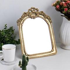 골드 리본 거울