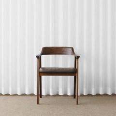 [헤리티지월넛] AO1형 의자 베이지_(1759197)