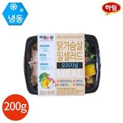하림 닭가슴살 밀샐러드 오리지널 200g x 3개