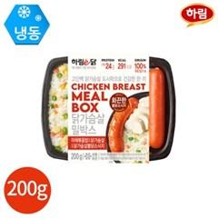 하림 닭가슴살 밀박스 야채볶음 200g x 3개