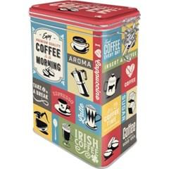 노스텔직아트[31115] Coffee Collage