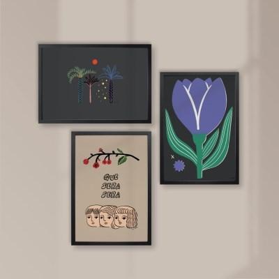 아트프린트 컬렉션-밀림