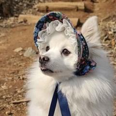 홀릭 샤방캡 강아지모자 아소비진
