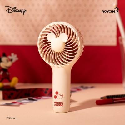 디즈니 미키마우스 휴대용 미니 핸디팬 선풍기