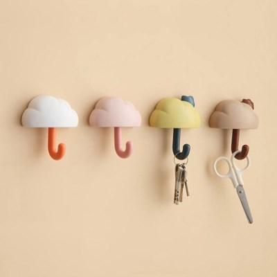 구름우산 월후크 생활용품 옷정리보관 주방도구보관