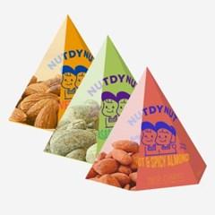 넛디넛 삼각팩 3종세트