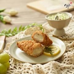 심쿵한 고구마 치즈 롤까스 120g X 12개 + 소스 6봉