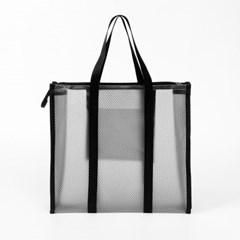 아쿠아 방수 비치백(블랙) 수영장가방