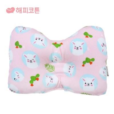 팔쿠션 수유베개(인견) - 알파카 핑크