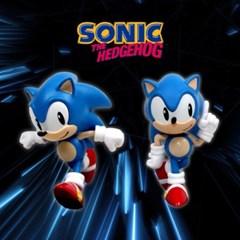 소닉 BOOM8 피규어 2종 Sonic The Hedgehog BOOM8