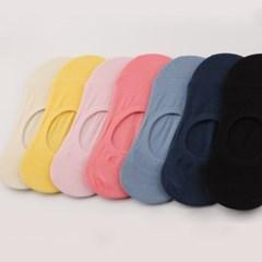 SOCKSAND[삭스앤드] Diario 7days socks 여성 덧신 7켤레 세트