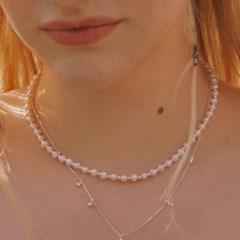 [선미,요섭,서은수,착용][silver925]Evelyn necklace
