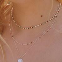 [지호,아린,오나라][silver925] Chupa Chups necklace